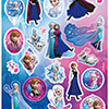 FROZEN STICKER PACK (88 STICKERS) PARTY SUPPLIES