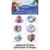 FROZEN TATTOO FAVOR PACK 24/PK PARTY SUPPLIES