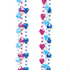 FROZEN BEADED NECKLACE FAVOR 3/PK PARTY SUPPLIES