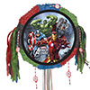 AVENGERS PULL PINATA PARTY SUPPLIES