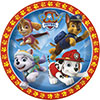 PAW PATROL DESSERT PLATE PARTY SUPPLIES