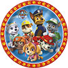 PAW PATROL DINNER PLATE PARTY SUPPLIES