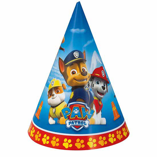 PAW PATROL PARTY HAT PARTY SUPPLIES