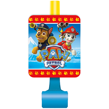 PAW PATROL BLOWOUT PARTY SUPPLIES