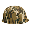 DISCONTINUED CAMO HELMET PARTY SUPPLIES