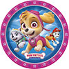PAW PATROL GIRL DESSERT PLATE PARTY SUPPLIES