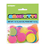 ROUND TISSUE CONFETTI (12/CS) PARTY SUPPLIES