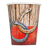 DISCONTINUED RODEO WESTERN HOT-COLD CUP PARTY SUPPLIES