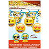 DISCONTINUED EMOJI DECORATING KIT PARTY SUPPLIES