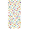 RAINBOW POLKA DOT CELLO BAG PARTY SUPPLIES