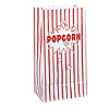 PAPER PARTY BAGS-POPCORN (120/CS) PARTY SUPPLIES
