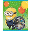 DESPICABLE ME TREAT BAG (192/CS) PARTY SUPPLIES