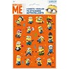 DESPICABLE ME STICKER (48/CS) PARTY SUPPLIES