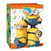 DESPICABLE ME LARGE GIFT BAG (12/CS) PARTY SUPPLIES