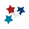 FELT STAR CONFETTI (240/CS) PARTY SUPPLIES