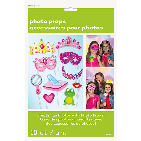 PRINCESS PHOTO PROPS PARTY SUPPLIES