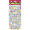 POLKA DOTS CELLO BAGS (240/CS) PARTY SUPPLIES