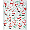 SANTA CELLO BAG (24/CS) PARTY SUPPLIES