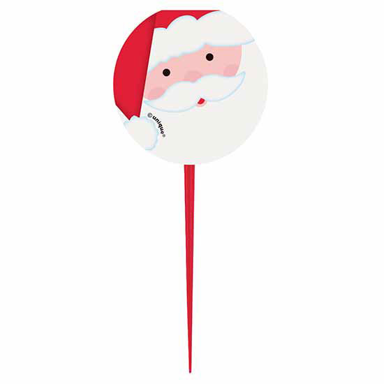 SANTA  PICKS (96/CS) PARTY SUPPLIES