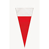 SANTA HAT CONE BAG (240/CS) PARTY SUPPLIES