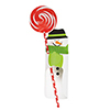 SNOWMAN CANDY WRAP (96/CS) PARTY SUPPLIES