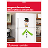 SNOWMAN MAGNET PARTY SUPPLIES