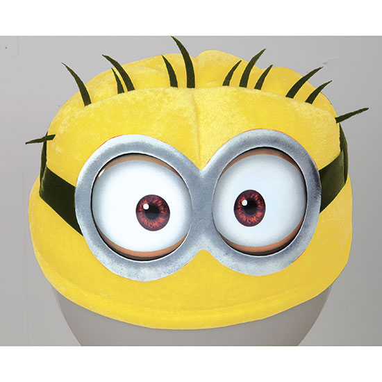 DESPICABLE ME 2 DELUXE HAT (12/CS) PARTY SUPPLIES