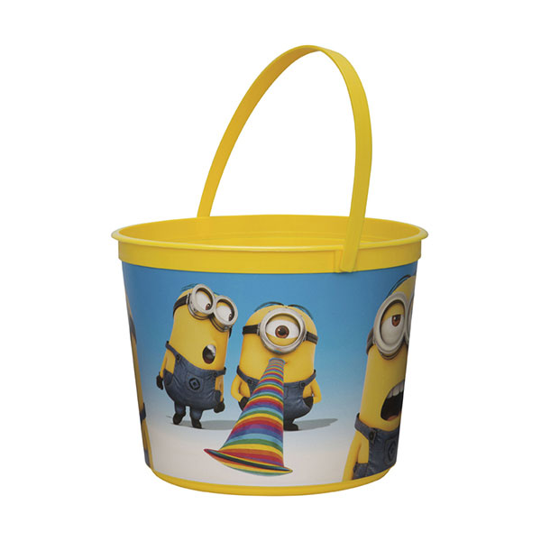 Click for larger picture of DESPICABLE ME FAVOR CONTAINER (6/CS) PARTY SUPPLIES