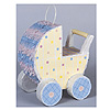 BABY CARRIAGE DECORATOR PINATA PARTY SUPPLIES
