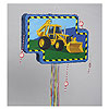 CONSTRUCTION VEHICLE PULL PINATA PARTY SUPPLIES