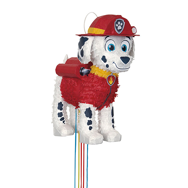 PAW PATROL 3D PULL PINATA PARTY SUPPLIES