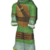 TEENAGE MT DONATELLO PINATA (4/CS) PARTY SUPPLIES