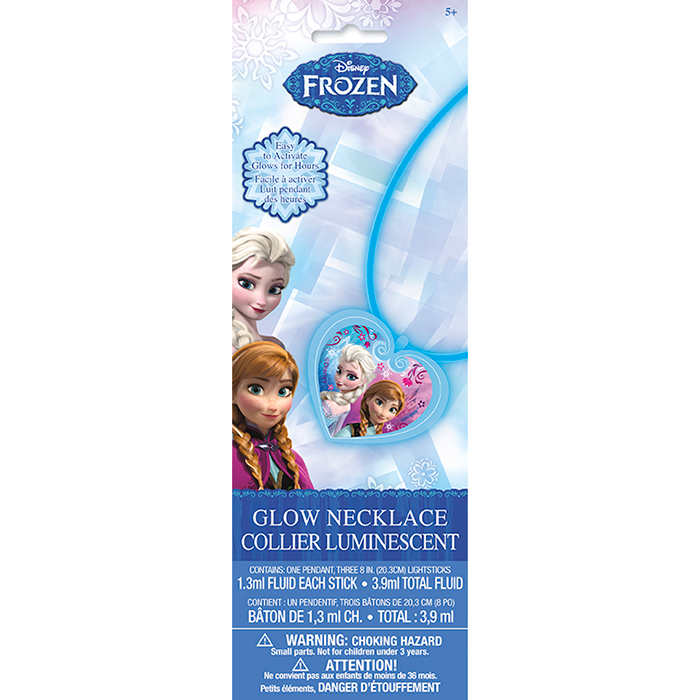 DISCONTINUED FROZEN GLOW NECKLACE PARTY SUPPLIES
