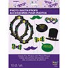MARDI GRAS PHOTO PROP (120/CS) PARTY SUPPLIES