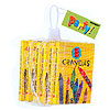 CRAYONS - NET BAG (54/CS) PARTY SUPPLIES