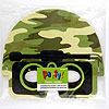 CAMOFLAUGE MASKS - NET BAG (112/CS) PARTY SUPPLIES