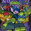 RISE TM TURTLES LUNCH NAPKIN (192/CS) PARTY SUPPLIES