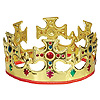 MAJESTIC CROWN (12/CS) PARTY SUPPLIES