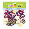 DISCONTINUED WINNER MEDALS (24 CT.) PARTY SUPPLIES