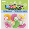 RING-BALL VELCRO FAVORS (72/CS) PARTY SUPPLIES