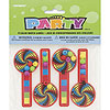 SWIRL BALL CHASERS FAVORS (48/CS) PARTY SUPPLIES