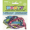 ZEBRA STRIPE BRACELET FAVORS (48/CS) PARTY SUPPLIES
