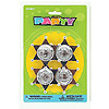 SHERIFF BADGES-4 PARTY SUPPLIES