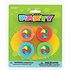YO-YOS (4/PKG) PARTY SUPPLIES