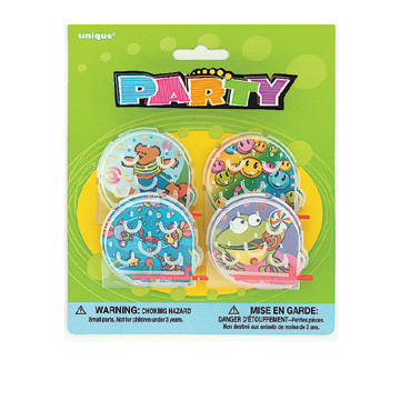 Click for larger picture of DISCONTINUED BAGATELLES - 4 PARTY SUPPLIES