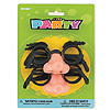 NOSES/GLASSES 4EA PARTY SUPPLIES