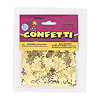 GOLD STAR CONFETTI 0.5 OZ (12/CS) PARTY SUPPLIES