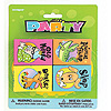 CARD GAMES 4PK PARTY SUPPLIES