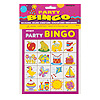 PARTY BINGO FOR 8 (12/CS) PARTY SUPPLIES