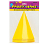 PARTY HATS YELLOW (96/CS) PARTY SUPPLIES